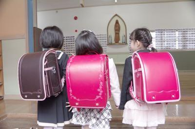 小学校入学というストレス